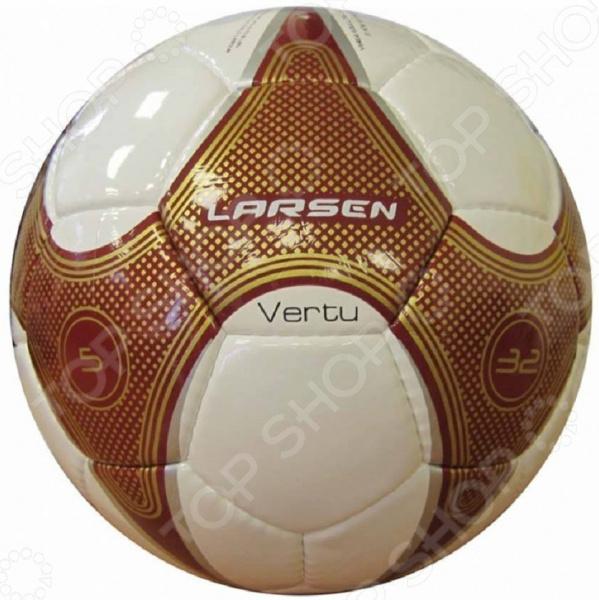 Мяч футбольный Larsen Vertu. В ассортименте