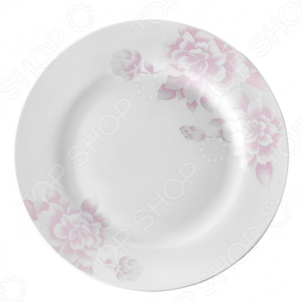 Тарелка десертная Esprado Peonies