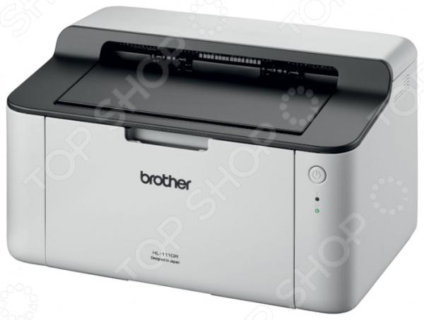 Принтер Brother HL-1110R принтер лазерный brother hl 1110r