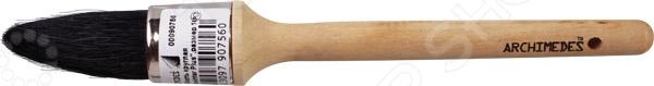 Кисть малярная круглая Archimedes Archipainter Plus кисть малярная круглая santool 010115 006