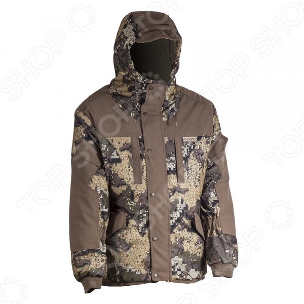 Костюм для охоты и рыбалки зимний Huntsman «Ангара». Рисунок: эфа 1