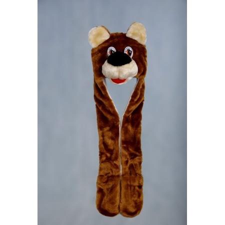 Купить Шапка карнавальная для ребенка Костюмы «Медведь» Ш-08
