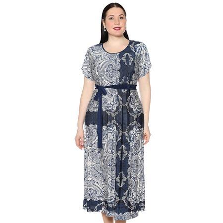 Купить Платье Лауме-Лайн «Роскошный вечер». Цвет: синий