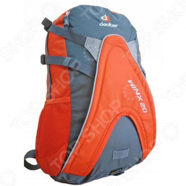 Рюкзак для роликов Deuter SMU Winx 20 Рюкзак для роликов Deuter SMU Winx 20 /Оранжевый/Черный