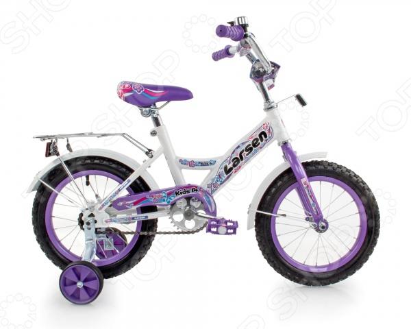 Велосипед детский Larsen Kids14 2016 года Larsen - артикул: 889806