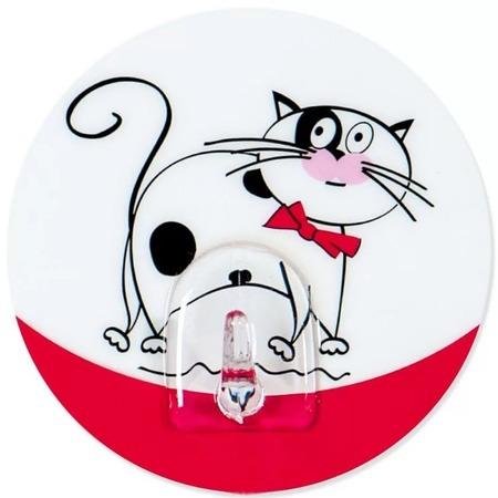 Купить Крючок Tatkraft Funny Cats