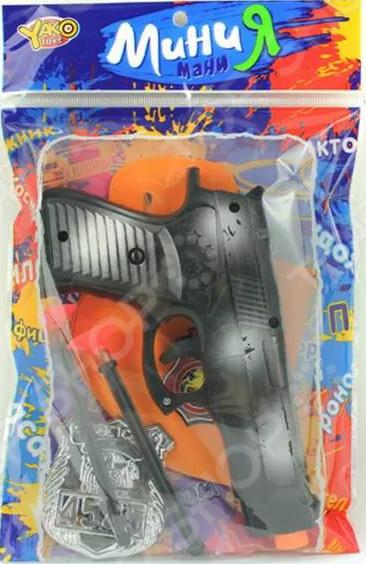 Игровой набор для мальчика Yako «Полиция» 1724717 yako toys игровой набор 3 в 1 я автодизайнер