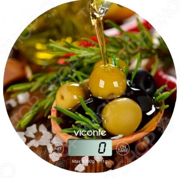 Весы кухонные Viconte VC-520-01