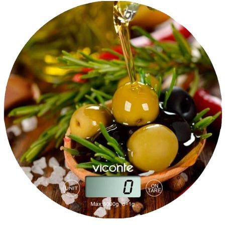 Купить Весы кухонные Viconte VC-520-01