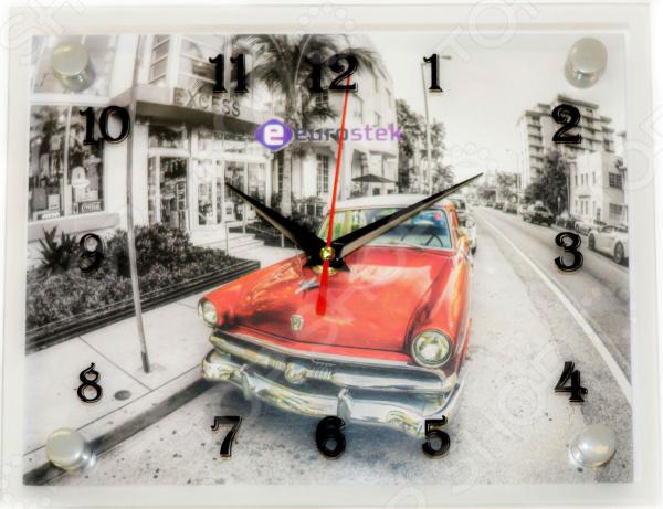 Часы настенные Eurostek 2026 СН Р 874