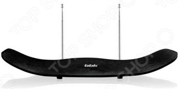 Антенна комнатная BBK DA-23 тв антенна bbk da 20 чёрная