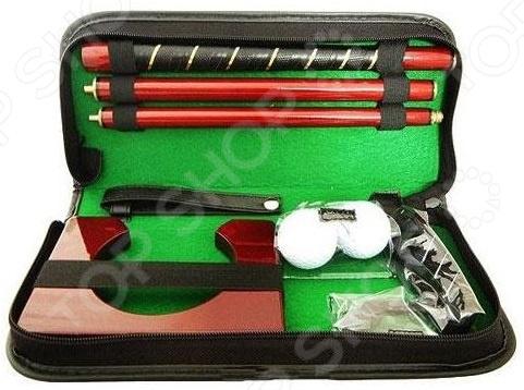 Набор для игры в гольф Partida в кожаном кейсе цены онлайн