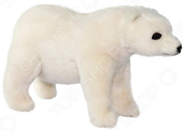 Мягкая игрушка Hansa «Полярный медведь стоящий»