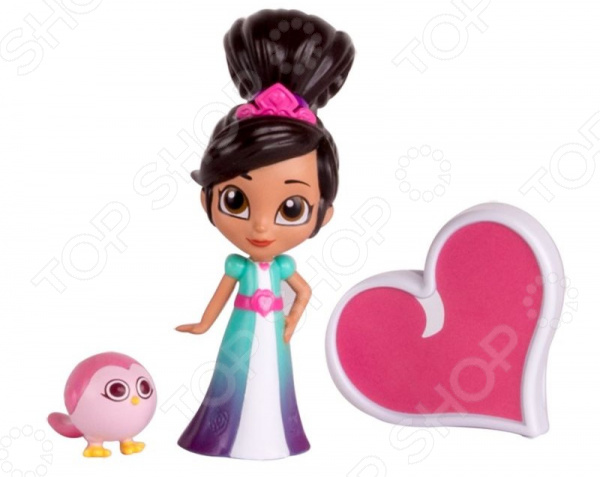 Мини-фигурка с аксессуарами Nickelodeon «Нелла. Отважная принцесса» игрушка фигурка nickelodeon рафаэль