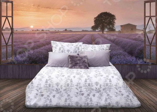 Комплект постельного белья Сова и Жаворонок «Французский шарм»