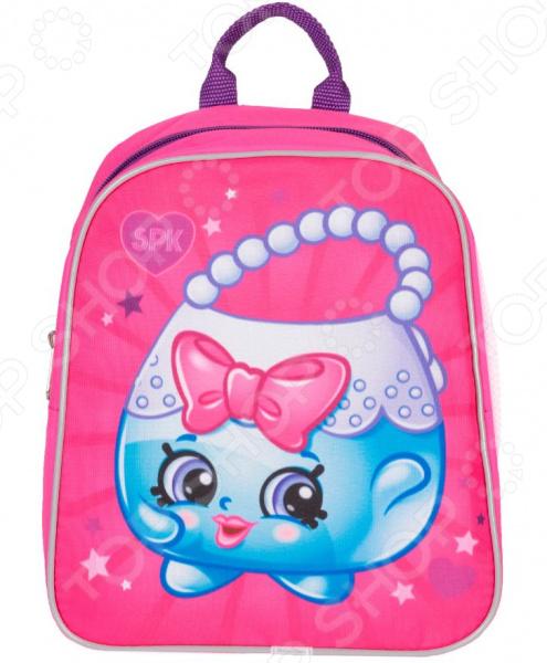 Рюкзак дошкольный Shopkins «Сумочка» рюкзак дошкольный shopkins 32227