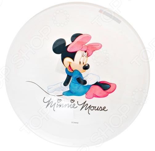 Салатник детский Luminarc Disney Minnie Colors посуда для детей disney hm1602