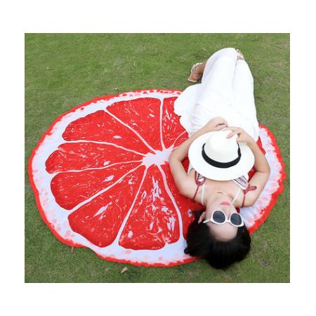 Купить Покрывало-парео пляжное Beach Towel «Грейпфрут»