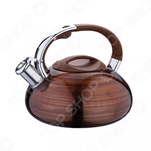 Чайник со свистком Wellberg WB-5851 Potent цена