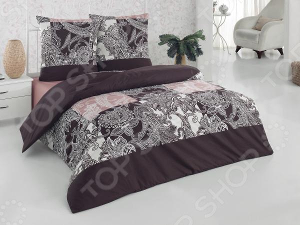 Комплект постельного белья Tete-a-Tete «Шоколад» комплект постельного белья quelle tete a tete 1010987
