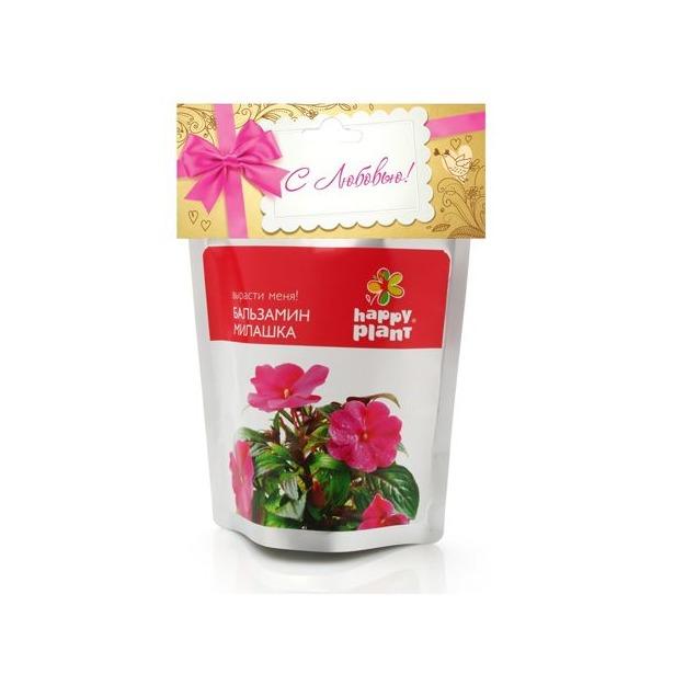 фото Набор для выращивания Happy Plant «Бальзамин милашка»