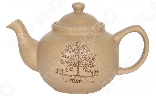 Чайник заварочный Terracotta «Дерево жизни»