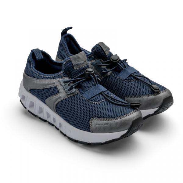 Кроссовки спортивные воздухопроницаемые Walkmaxx 2.0. Цвет: синий