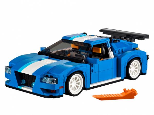 Конструктор-игрушка LEGO Creator «Гоночный автомобиль»