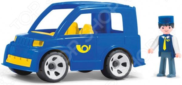 Машинка игровая EFKO «Почтовый автомобиль и водитель»