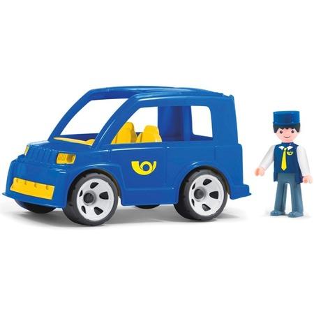 Купить Машинка игровая EFKO «Почтовый автомобиль и водитель»
