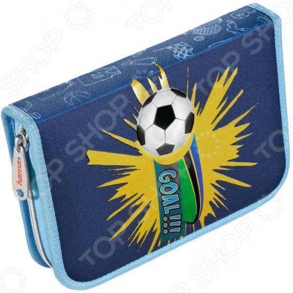 Фото - Пенал Hama «Футбол» пенал dakine lunch box 5 l augusta