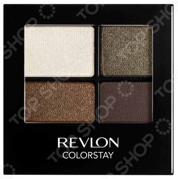 Тени для век Revlon Colorstay Eye16 Hour Eye Shadow Quad