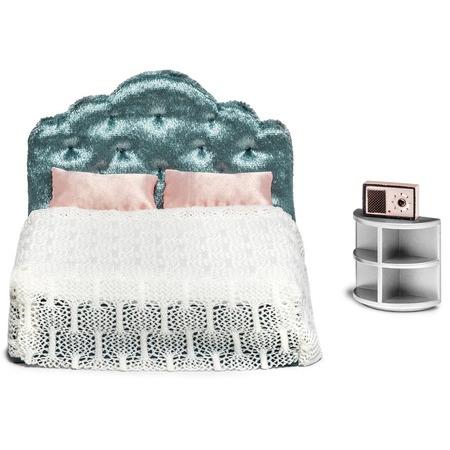 Купить Набор мебели для куклы Lundby «Спальня»