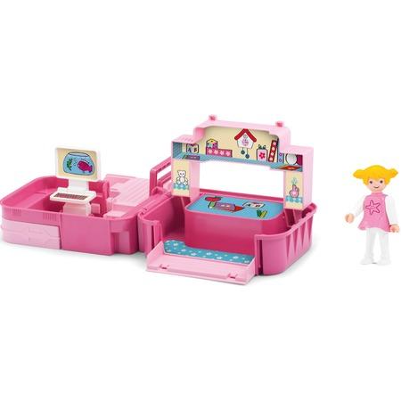 Купить Домик с куклой EFKO «Детская комната»