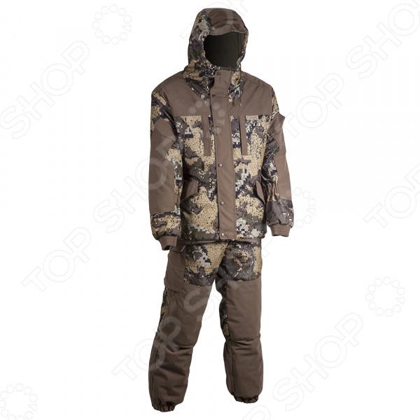 Костюм для охоты и рыбалки зимний Huntsman «Памир». Рисунок: эфа