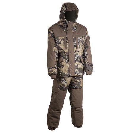 Купить Костюм для охоты и рыбалки зимний Huntsman «Ангара». Рисунок: эфа