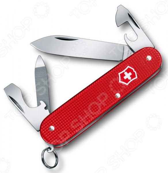 Нож перочинный Victorinox Alox Cadet 0.2601.L18