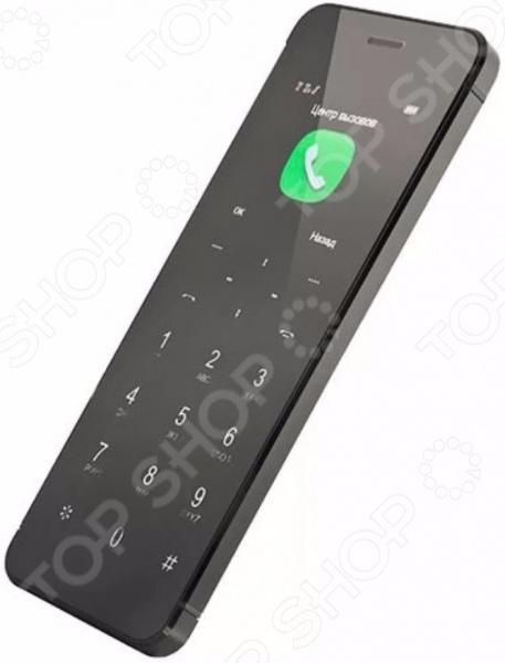 Мобильный телефон Lexand BT1 Glass телефон dect gigaset l410 устройство громкой связи