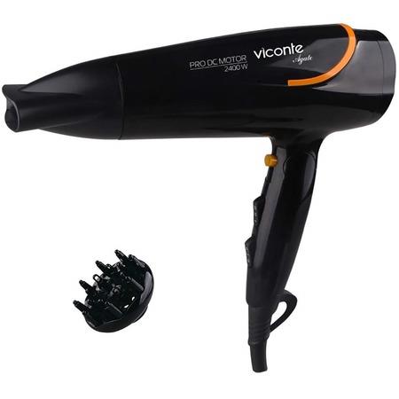 Купить Фен Viconte VC-3724 Agate Pro
