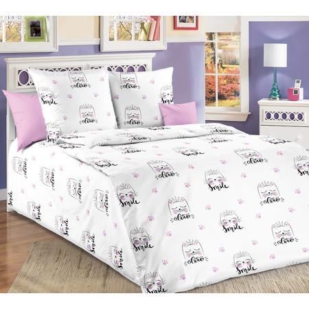 Купить Детский комплект постельного белья ТексДизайн «Китти». 1,5-спальный