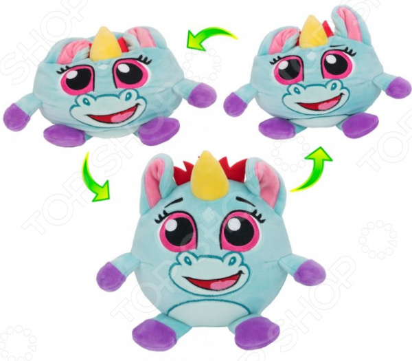 Мягкая игрушка 1 Toy «Конни Хрумс»