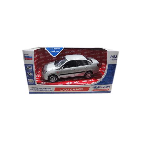 Купить Модель автомобиля 1:32 Carline Lada Granta. В ассортименте