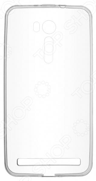Чехол защитный skinBOX ASUS ZenFone Go ZB552KL чехлы для телефонов skinbox чехол для asus zenfone zoom zx551ml skinbox lux