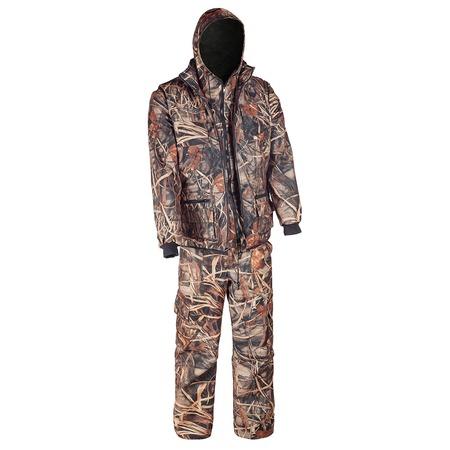 Купить Костюм для охоты и рыбалки Huntsman «Тайга-3». Рисунок: камыш