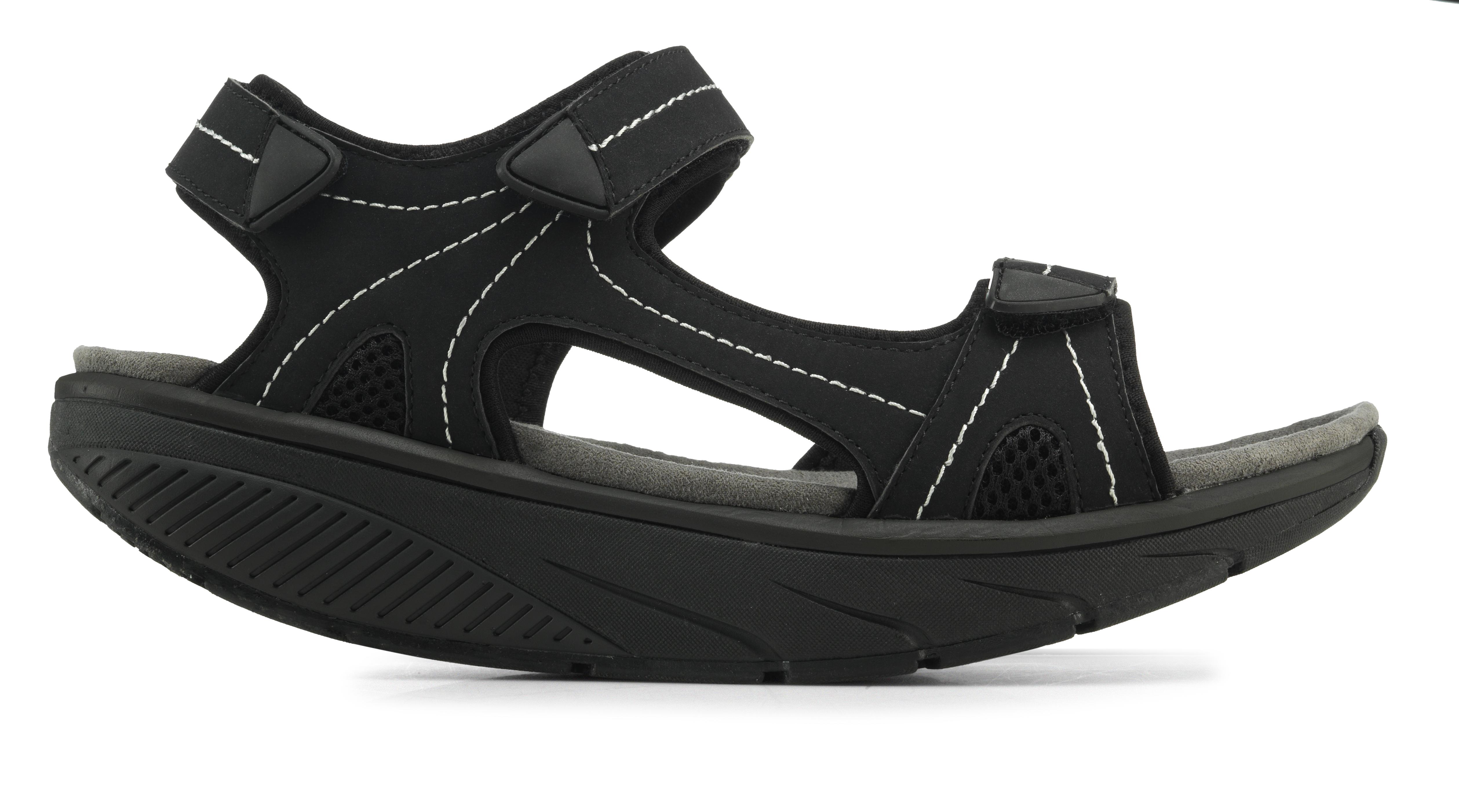 Дышащие cандалии мужские Walkmaxx Pure. Цвет: черный 2