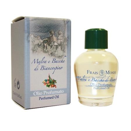 Купить Масло парфюмерное Frais Monde «Мальва и боярышник», 12 мл