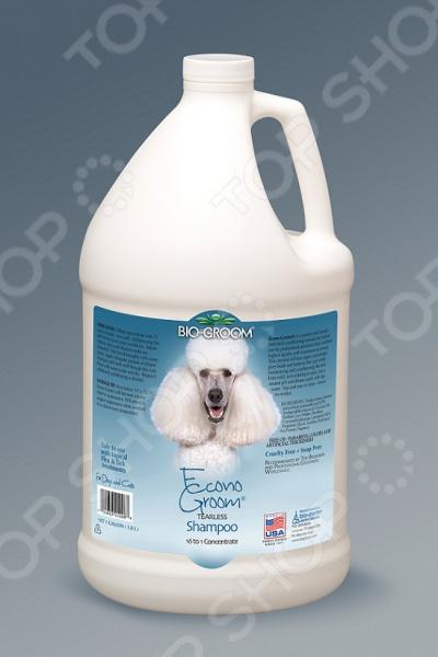 Шампунь для животных Bio-Groom Econogroom капли bio groom ear mite treatment от ушного клеща для кошек и собак 30мл 14001