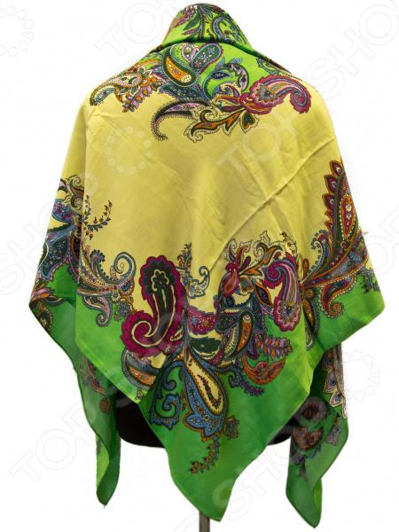 Платок Bona Ventura PL.XL-SH.Pr.1_1 недорогой платок на шею для женщин