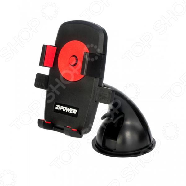 Держатель мобильного телефона Zipower Gelfix PM 6627 автомобильный держатель zipower pm 6623 черный