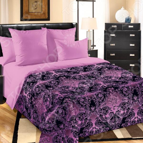 Комплект постельного белья Королевское Искушение «Калипсо». 2-спальный